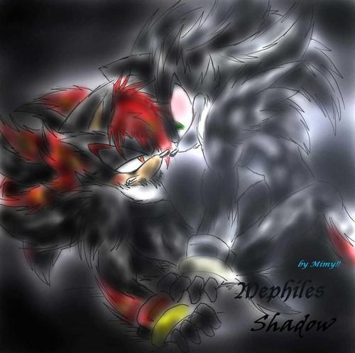 Mephiles X Shadow