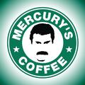 Mercury's Coffee - freddie-mercury fan art