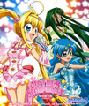 Mermaid Melody PPP CD Cover
