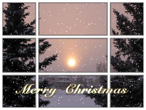 Merry Christmas, Sylvie