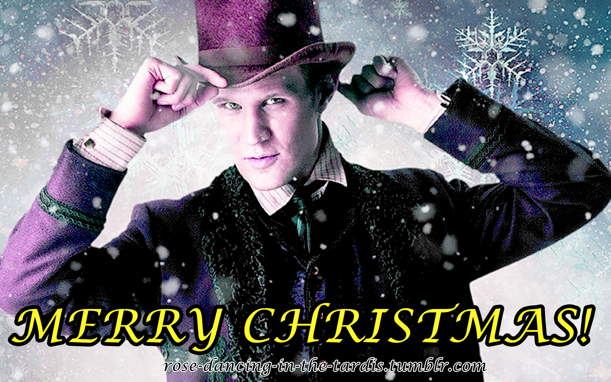Merry Christmas Whovians!