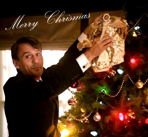 Merry Christmas from Rob