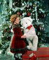 Merry Christmas to ALL Fans from Shirley Temple - christmas photo