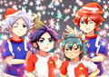 Merry Xmas! (Late :P) - inazuma-eleven photo