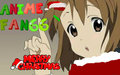 Merry chirstmas! - k-on fan art