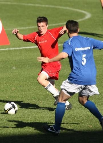 Mia Hamm Celebirty ফুটবল Challenge