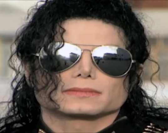 Michael Jackson in Moscow