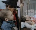 Michael Jackson in Moscow orphanage - michael-jackson photo