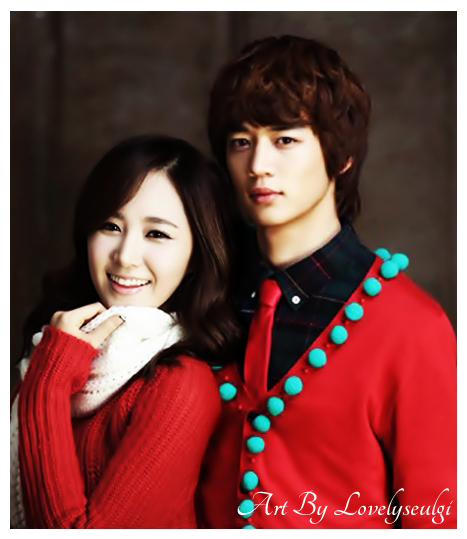 choi minho and yuri - photo #2