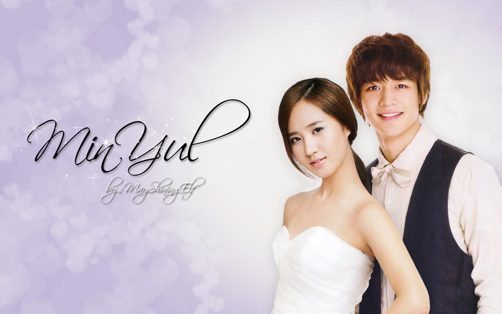Minho Yuri Minyul Couple images MinYul HD wallpaper and