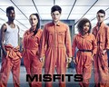Misfits Series 3 - misfits-e4 wallpaper