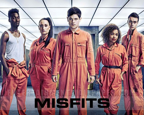 Misfits Series 3
