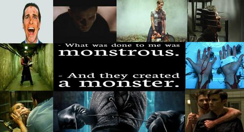 Monster inside us