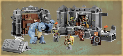 Moria Fight Lego Collection