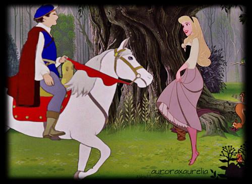 My Prince comes