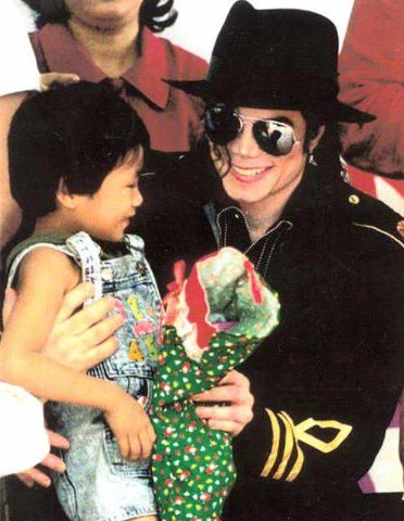 My every second is you Michael baby