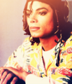 My every second is you Michael baby - applehead-mj photo