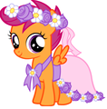 My little pony friendship is magic :)