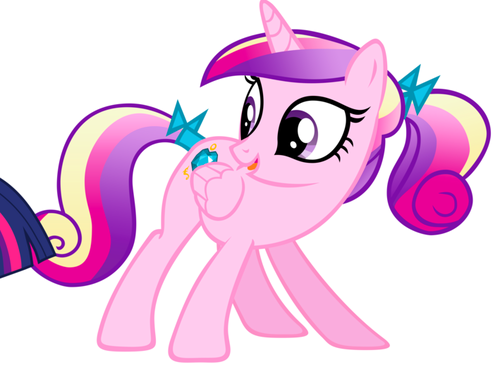My Little pony - Freundschaft ist Magie Hintergrund entitled My little pony friendship is magic