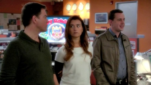 "NCIS 〜ネイビー犯罪捜査班 S10E10 ""You Better watch Out"""