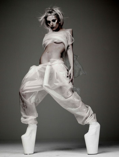 NEW outtakes from Mariano Vivanco photoshoot (2011)
