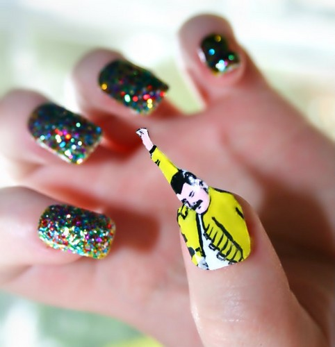 Nail polish Freddie