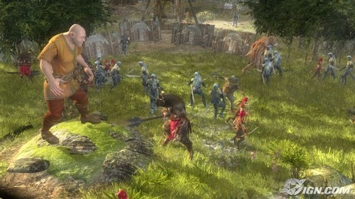 Narnia: Prince Caspian - Xbox 360 screenshot