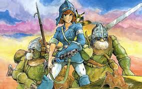 Nausicaa and gang
