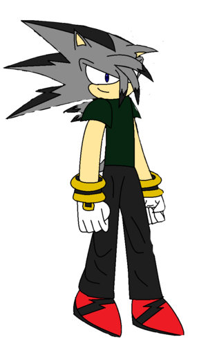 New Blake The Hedgehog