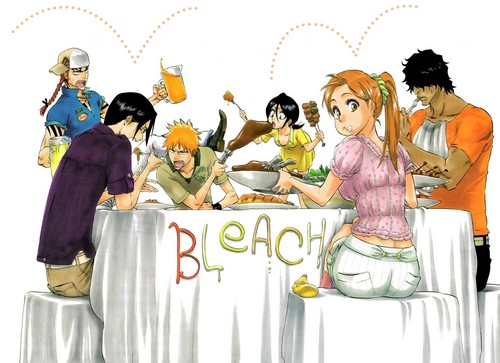 animê bleach wallpaper entitled ORIHIME