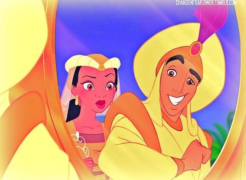 OTP: Tiana/Aladdin<33