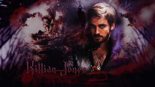 Once Upon A Time wallpaper probably containing a concert entitled Captain Hook