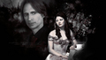 Mr. Gold & Belle - once-upon-a-time wallpaper