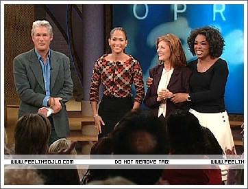 Oprah tampil (2004)