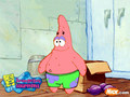 PATRICK WALLPAPER - spongebob-squarepants wallpaper