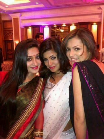 Pallavi,Arti Puri and Drashti Dhami