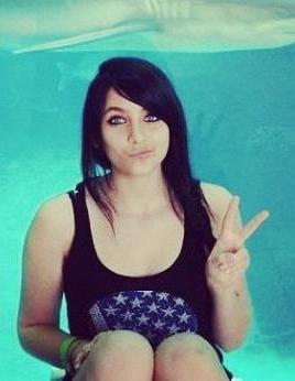 Paris Jackson fond d'écran possibly containing a bikini, attractiveness, and skin titled Paris Jackson NEW 2012 ♥