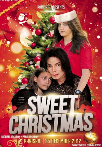 Paris Jackson Sweet Christmas (@ParisPic) - paris-jackson Fan Art