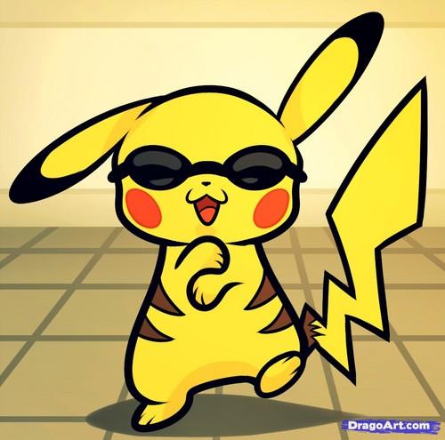 পিকাচু Gangnam Style