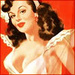 Pin Up Ladies icon - yorkshire_rose icon