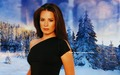 Piper Wallpaper - Winter Special  - piper-halliwell wallpaper