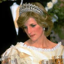 Prinzessin Diana Hintergrund probably with a mantilla called Princess Diana