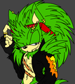 Pure Sexyness - scourge-the-hedgehog photo
