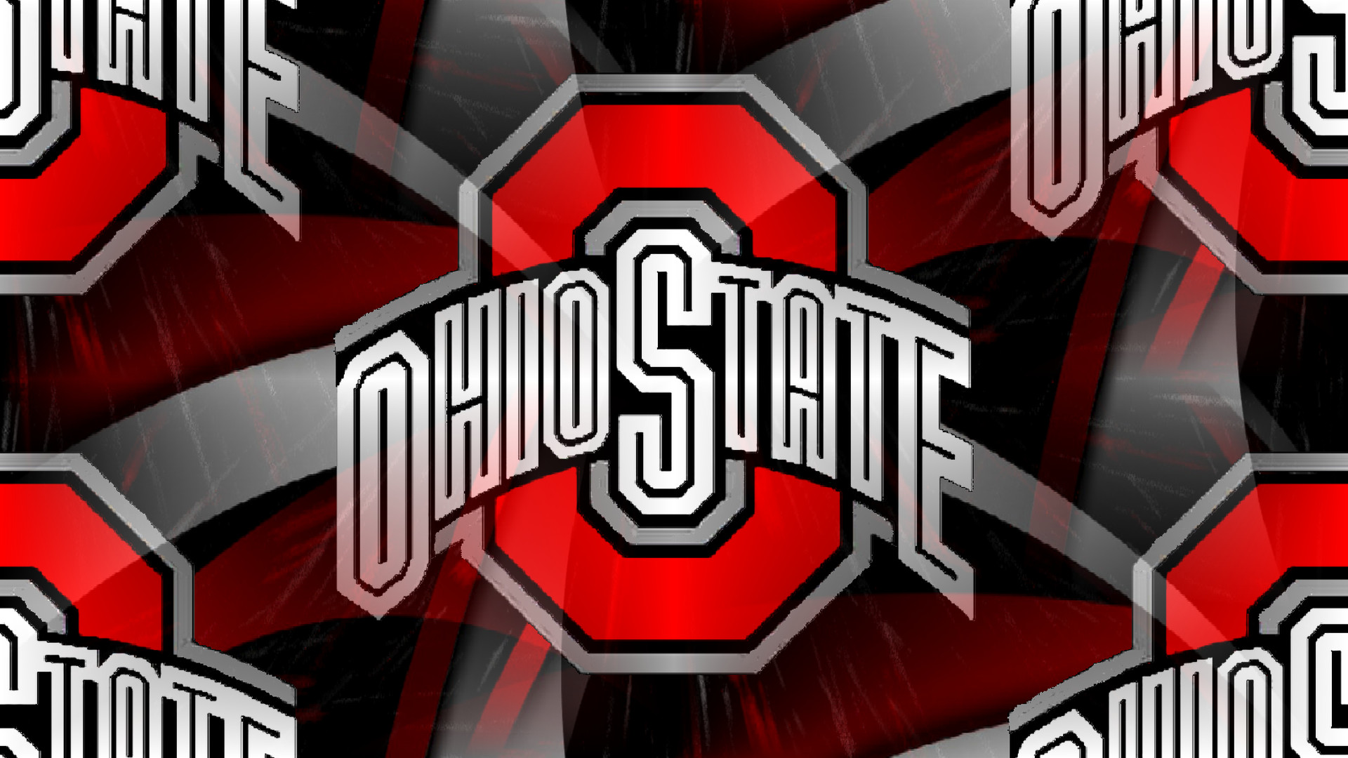 Ohio State Buckeyes images RED BLOCK O WHITE OHIO STATE ON ...