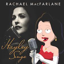 Seth MacFarlane wallpaper probably with a spatula called Rachael MacFarlane: Haley Sings