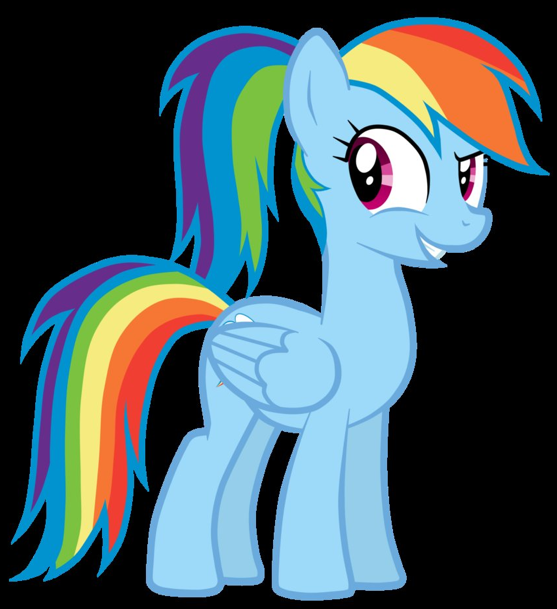 rainbow dash  my little pony friendship is magic rainbow