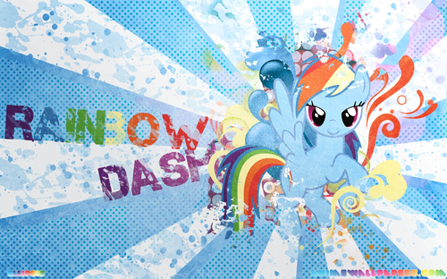 قوس قزح Dash