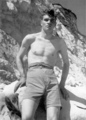 Ralph Hall - vintage-beefcake photo
