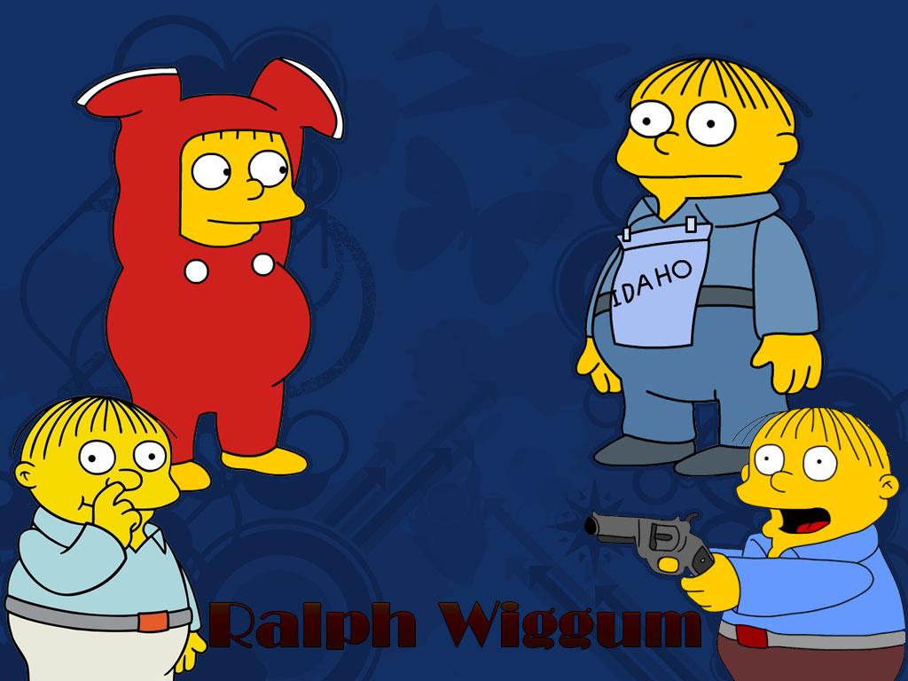 Ralph Wiggum - Ralph Wiggum Wallpaper (33173881) - Fanpop
