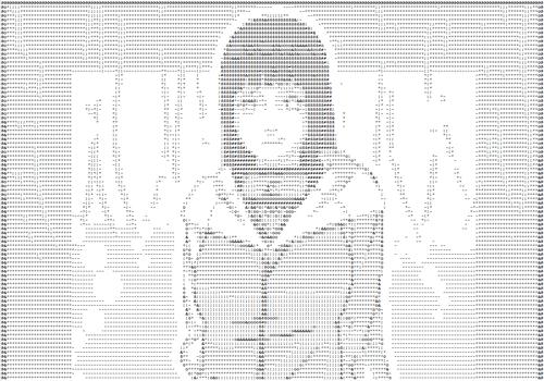 Болталка ASCII